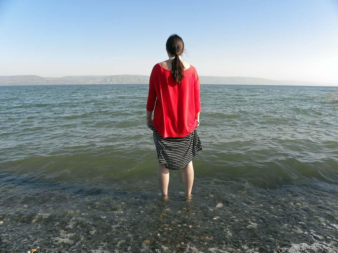 טיול משפחתי בים
