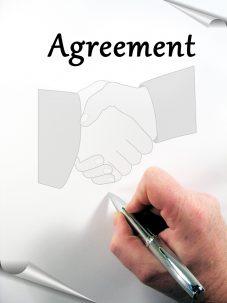הסכם כספי